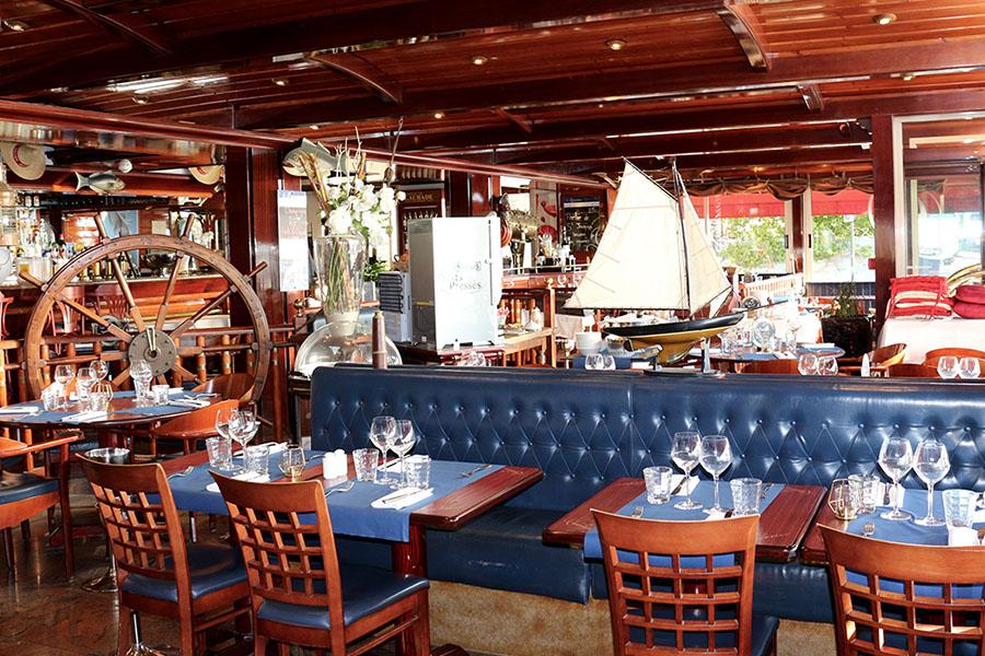 Restaurant Le Querrien - Hôtel Restaurant